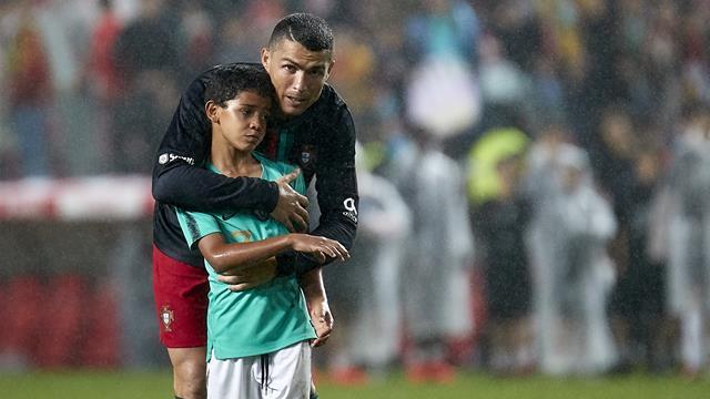 Primi contatti per ingaggiare il figlio di Ronaldo: lo Sporting Lisbona sogna di rifare la storia