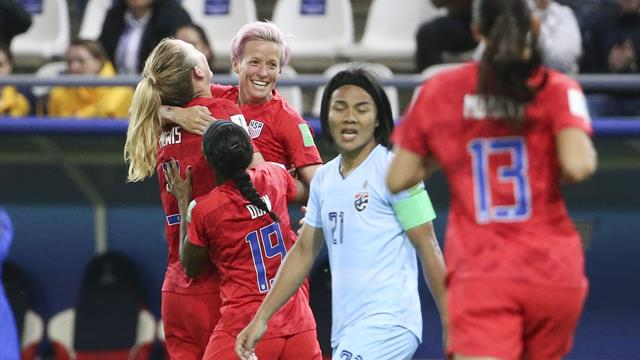 The Warm-Up: Stop crying about USA 13-0 Thailand