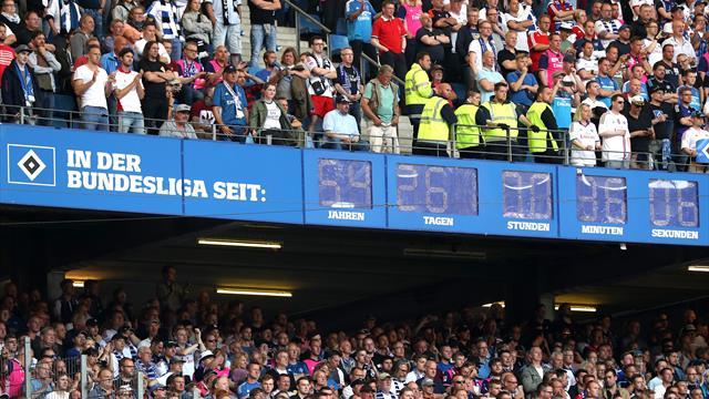 HSV schafft Stadion-Uhr ab - auch die Hymne steht in der Kritik