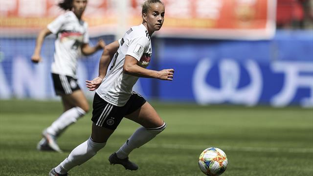 Frauen-WM: Südafrika - Deutschland live im TV, Livestream und Liveticker