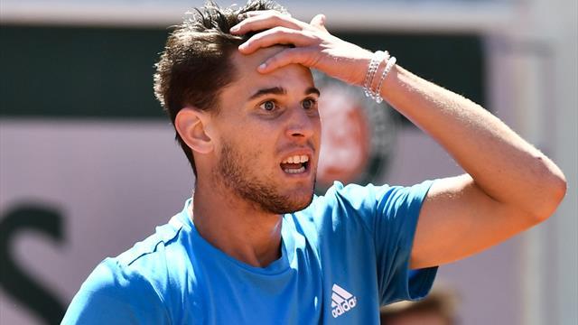 Coole Reaktion auf Eklat: Thiem macht Serena Angebot