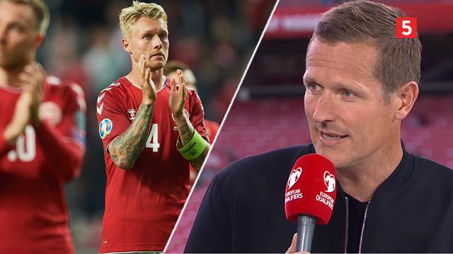 Peter Møller om Danmarks EM-drømme: Det ville være en kæmpe fiasko, hvis vi ikke kommer med