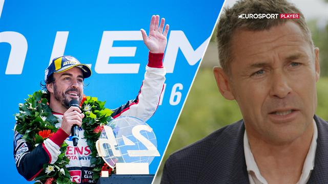 Tom Kristensen om overgangen fra Formel 1 til Le Mans: Ikke alle får succes
