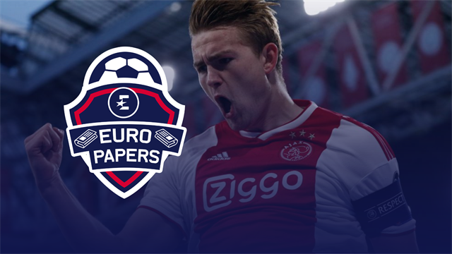 Euro Papers: PSG snatch De Ligt from Barcelona's grasp