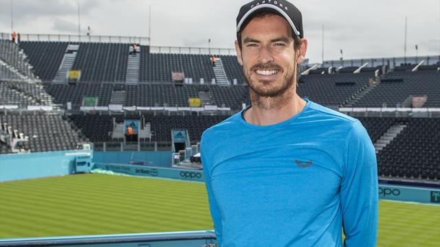 Murray eyes return to singles action in 2019