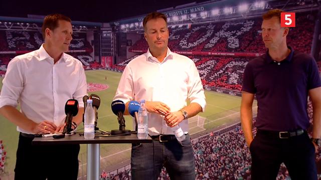 Officielt: Kasper Hjulmand er ny landstræner fra sommeren 2020