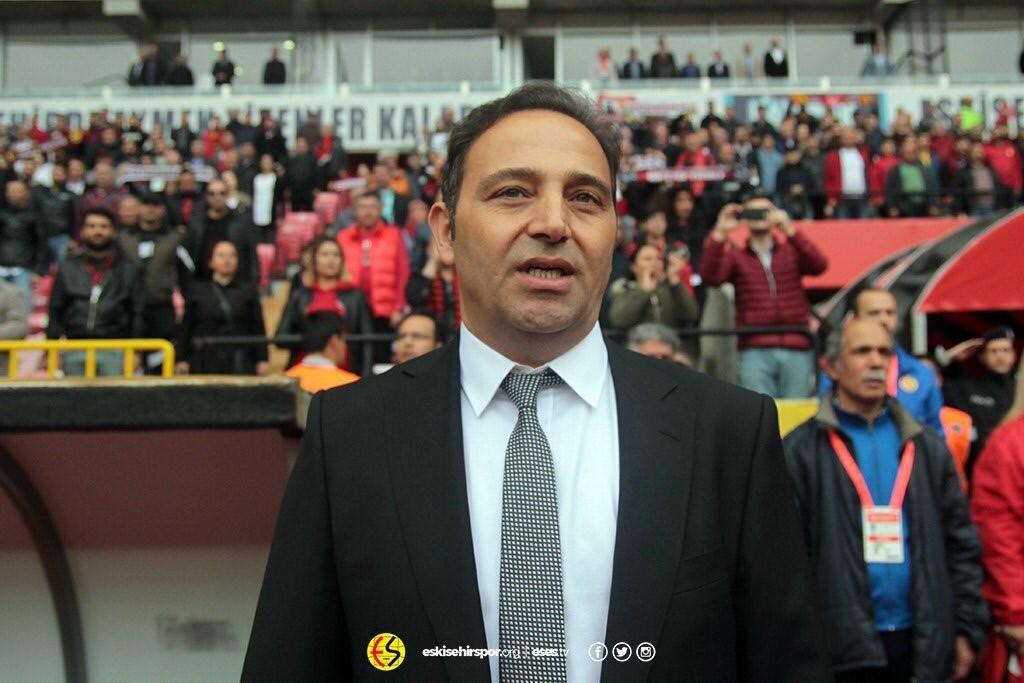 Fuat Çapa, Eskişehirspor Teknik Direktörü