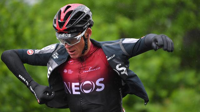 Malísima noticia: Chris Froome se pierde el Tour de Francia por su dura caída en Dauphiné