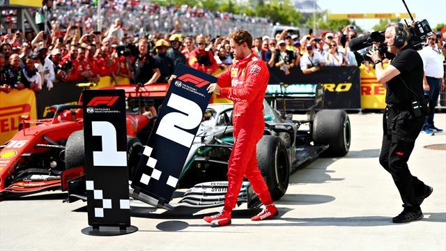 Ferrari: Wohl kein Protest nach Vettel-Strafe - anderer Weg denkbar