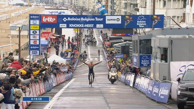 Van Schip takes victory on opening stage in Belgium