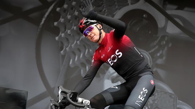 Froome to miss Tour de France after suffering suspected broken femur in crash