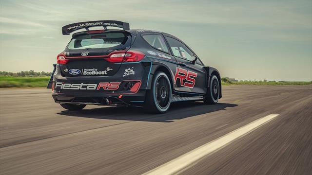 M-Sport dévoile la remplaçante de sa Fiesta titrée en ERC