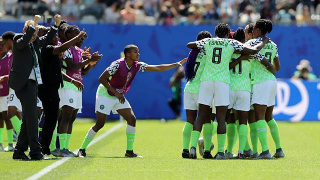 Le Nigéria relancé