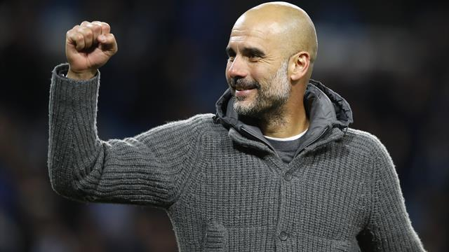 Pep Guardiola dismisses talk he is considering taking a break from football