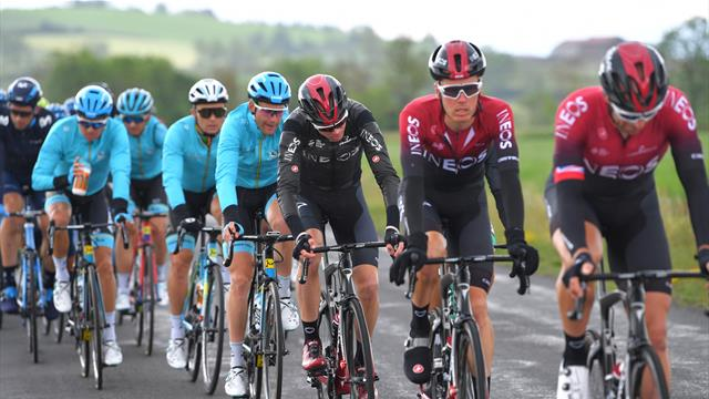 Froome must come back stronger, says team-mate Poels