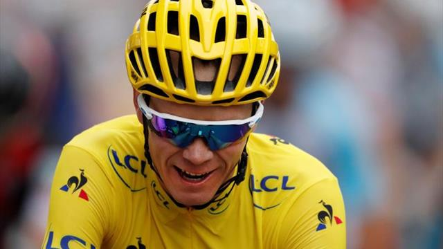 Froome se pierde el Tour de Francia tras romperse el fémur en la Dauphiné