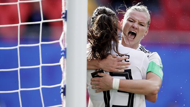 Zweiter Sieg im zweiten Spiel: Deutschland kämpft Spanien nieder