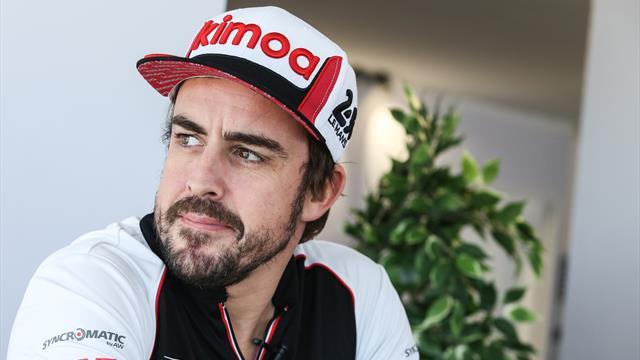 Dans l'impasse, Alonso ferme la porte à un retour en 2020