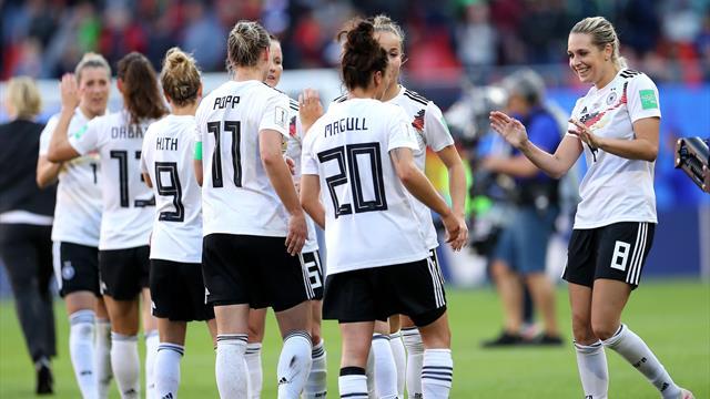 L'Allemagne avance vers les 8es sans briller