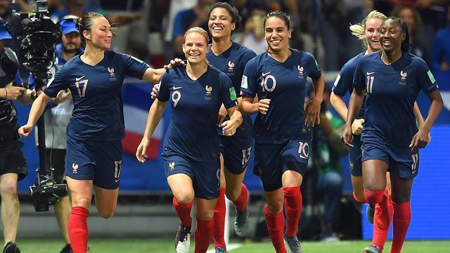 Un choc France-Brésil à l'affiche : le tableau des huitièmes de finale