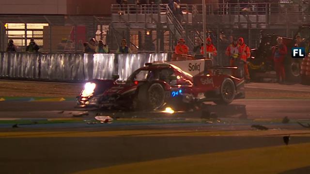 Primi botti alla Le Mans: violento contatto tra Gonzalez e Conway nelle prime qualifiche