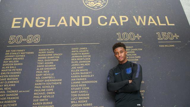 Demarai Gray hoping to avenge England U21s' semi-final heartbreak at Euro 2019