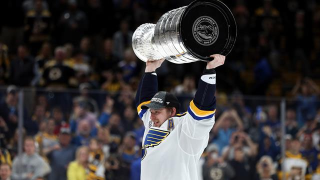 I St. Louis Blues vincono la loro prima Stanley Cup: battuti 4-1 i Boston Bruins in gara-7
