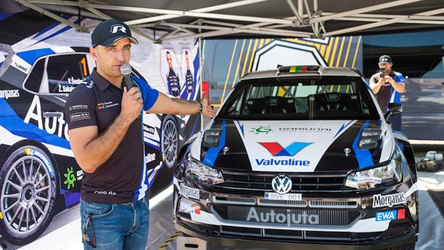 Dream come true time as Svedas gets Polo for ERC