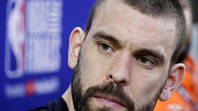 Marc Gasol alaba el sacrificio de los jugadores lesionados de los Warrriors