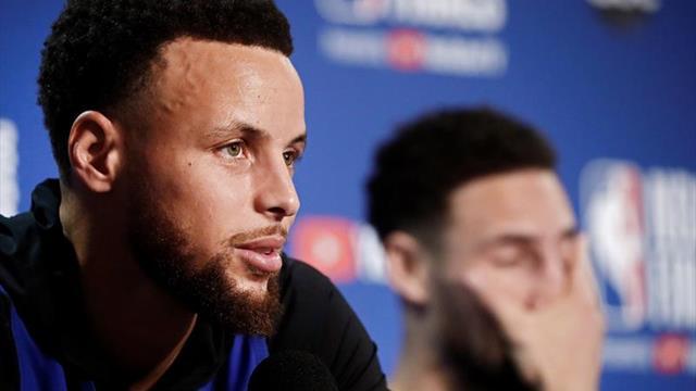 """Los Warriors se apoyarán en el """"espíritu"""" de Durant y buscarán empatar la serie"""