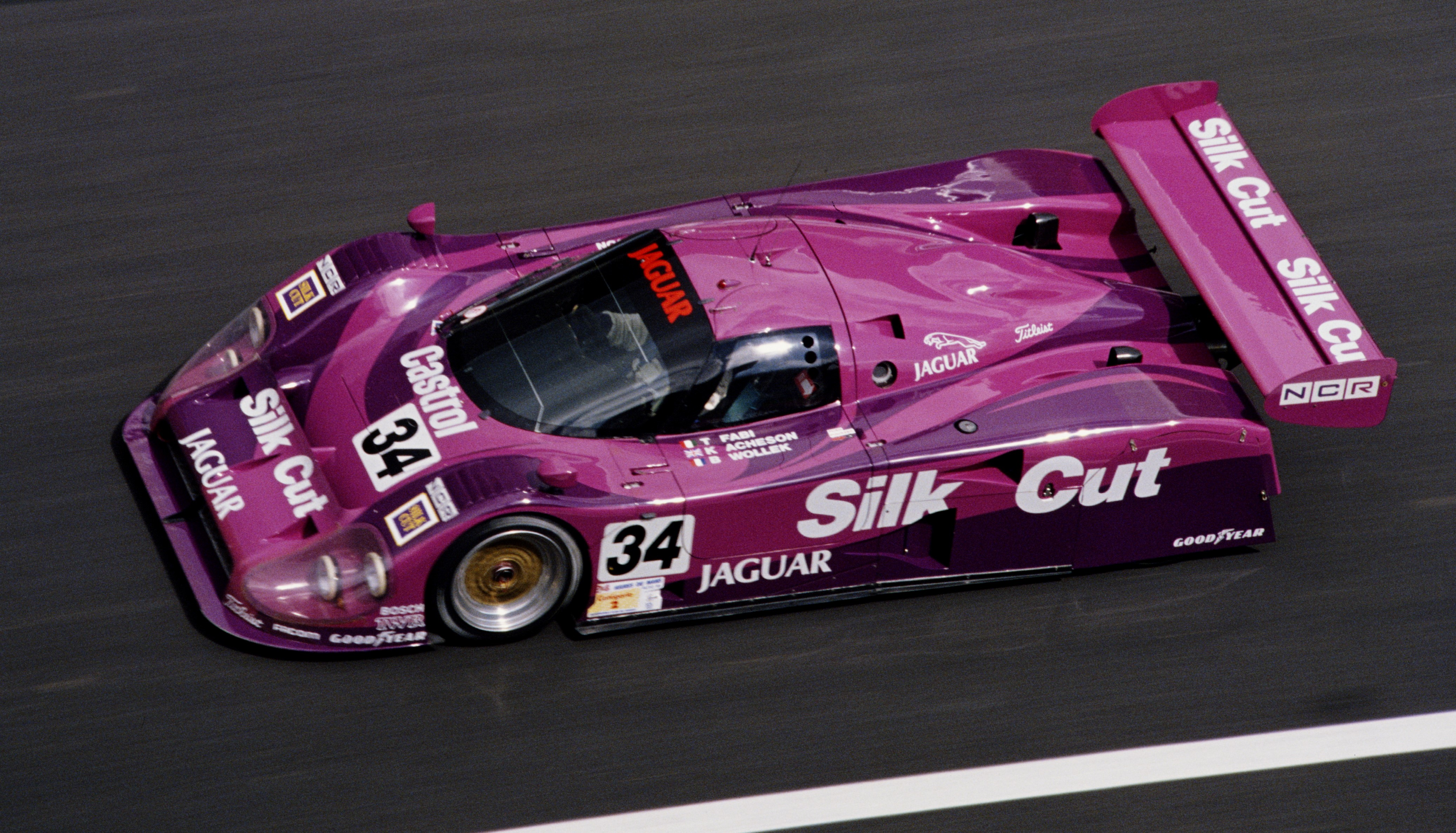 Bob Wollek au Mans, ou l'art de perdre - 24 Heures du Mans ...