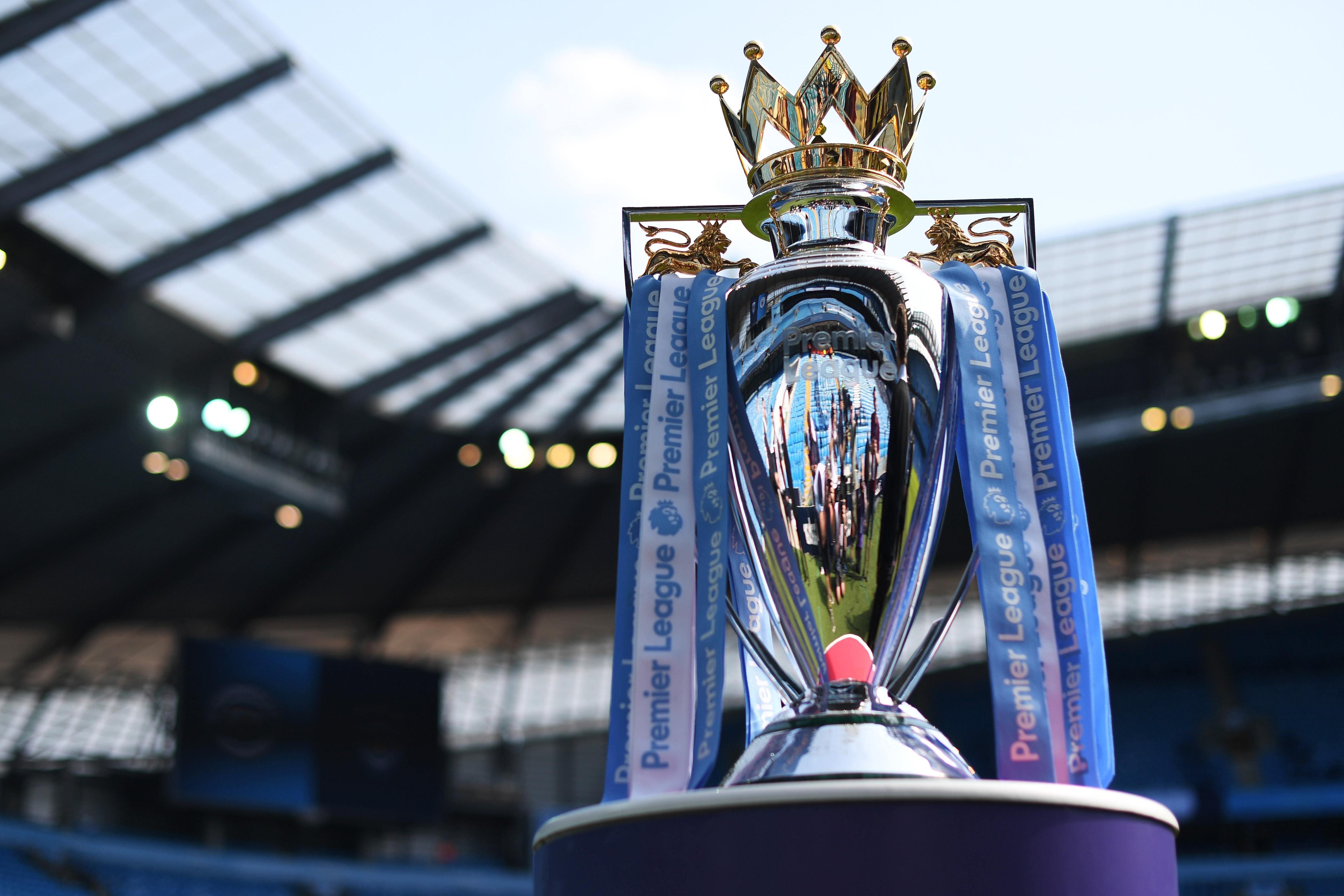 Premier League kupası