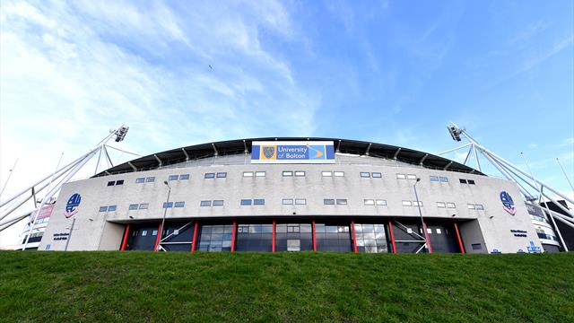 Bolton administrators select preferred bidder for troubled club