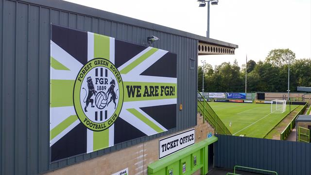 Forest Green refused planning permission for new all-wooden stadium