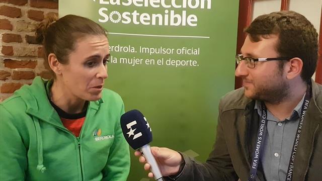 """Anabel Medina: """"Lo que ha logrado Nadal en Roland-Garros es imposible de alcanzar"""""""