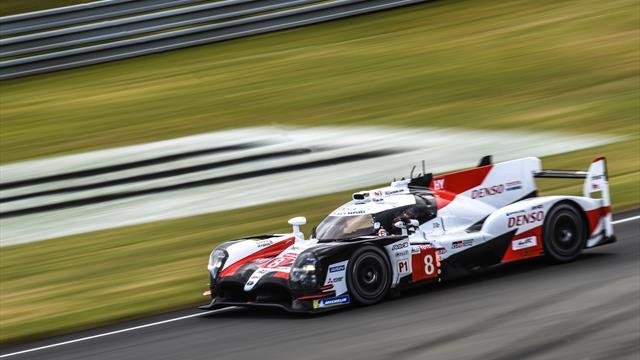 Alonso peilt Sieg bei den 24 Stunden von Le Mans an