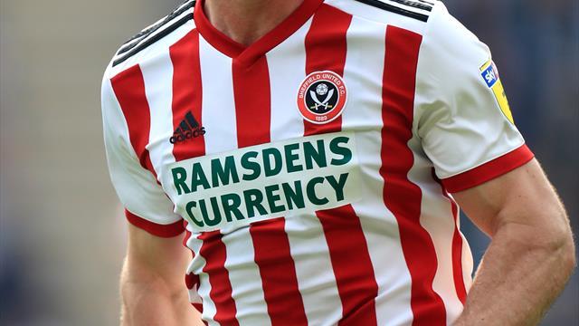 Blades defender Enda Stevens looking forward to playing at Bramall Lane again