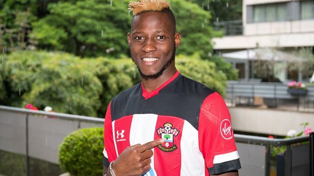 Southampton sign Malian winger Djenepo from Standard Liege