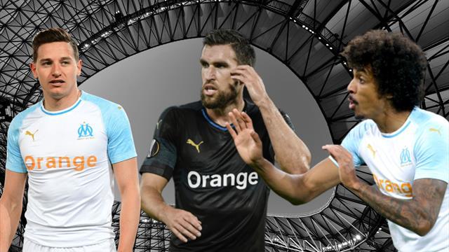 Olympique de Marseille : Peu de pistes mais beaucoup d'incertitudes