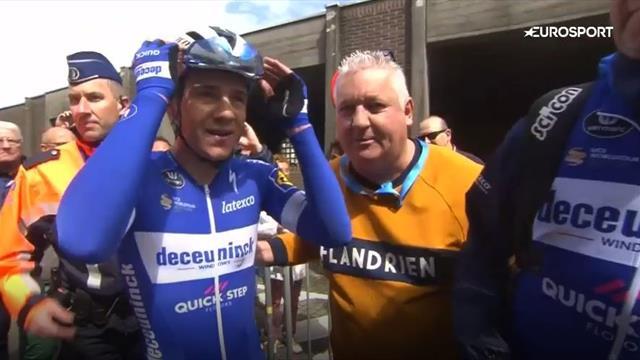 Tour de Bélgica 2019 (2ª etapa): Historia del ciclismo, primera victoria profesional de Evenepoel