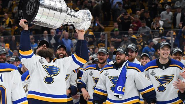 Vom Schlechtesten zum Sieger: Die Sensation der St. Louis Blues