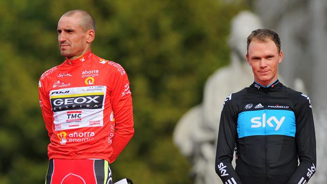 Un Grand Tour de plus en vue pour Froome : Cobo dépossédé de la Vuelta 2011 pour dopage ?