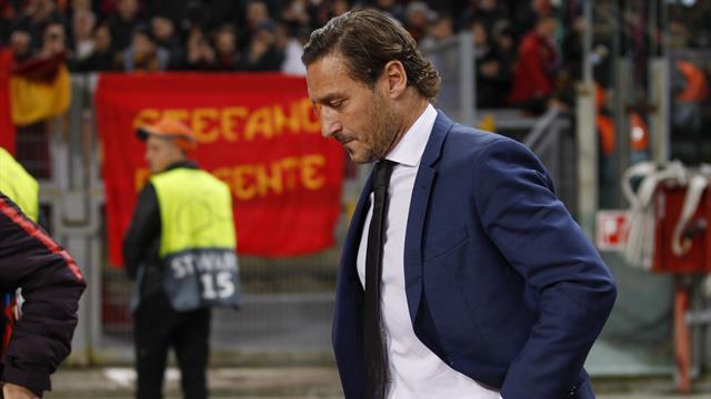 I dubbi di Totti: il ruolo di direttore tecnico non lo convince, sarà addio alla Roma?