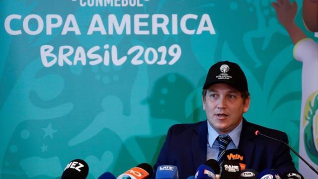 Catar y Australia jugarán la Copa América que organizarán Argentina y Colombia