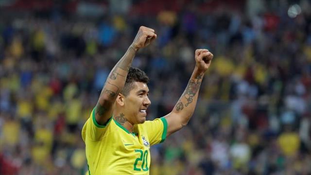 Solo el 39,6 % de los brasileños considera a Brasil favorita al título
