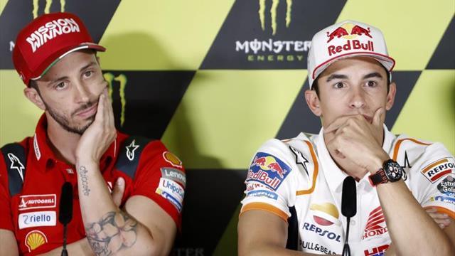 Márquez afirma que el ego de Jorge Lorenzo es uno de sus puntos fuertes