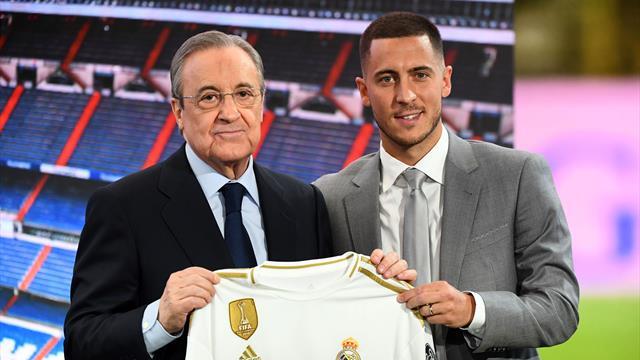 ⚽🗣 Hazard desvela que bromeó con Modric sobre el dorsal '10' y confiesa su posición preferida