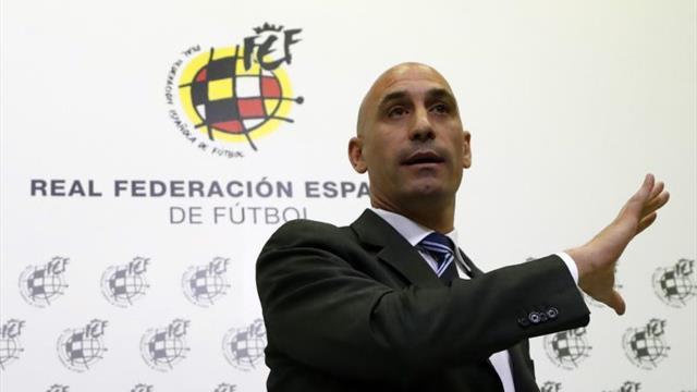 La RFFM se querella contra Rubiales, presidente de la RFEF