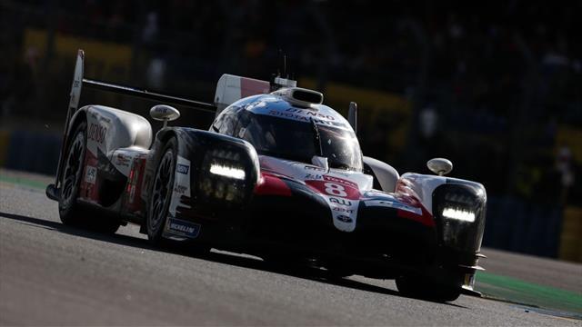 24 Horas de Le Mans 2019: El Toyota de Alonso mejora y acaba segundo a falta de una tanda