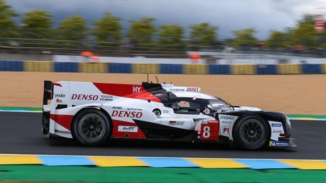 24 Horas de Le Mans 2019: Así rodó Alonso en la segunda tanda de clasificación